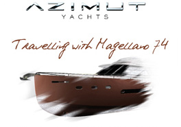 Travelling with Magellano 74
